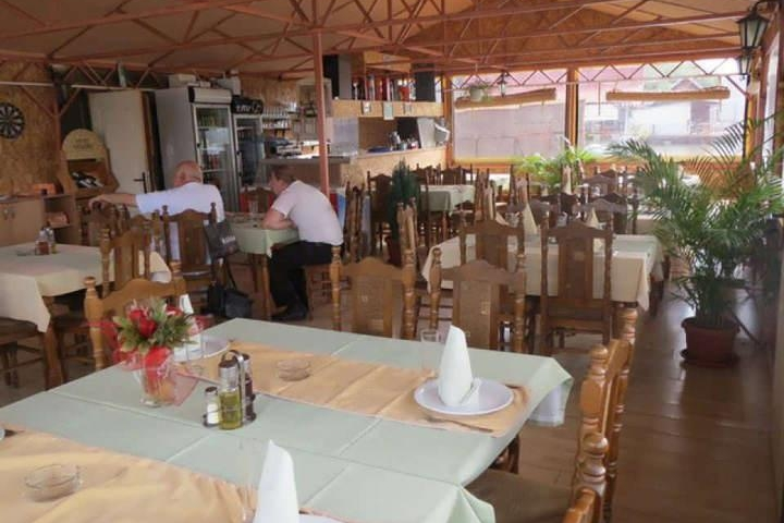 Splav Restoran Dorotea - Ljubica
