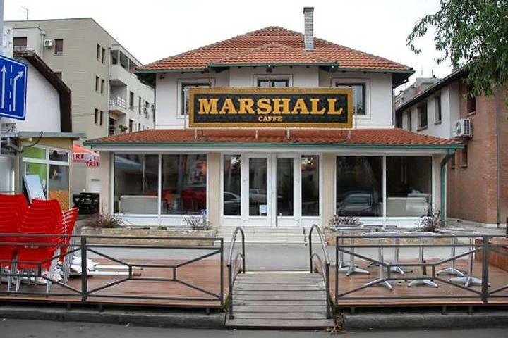Kafe Marshall